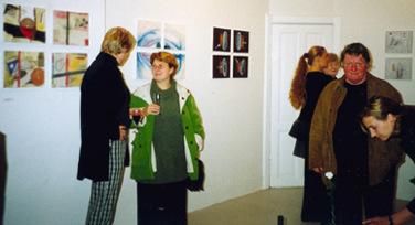 spøgelseshistorie 25 x 30 kulturnatten 1999