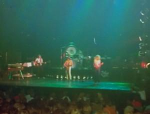 led zeppelin - koncertfotos - copenhagen